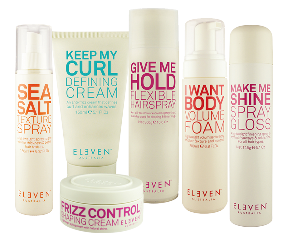 eleven products